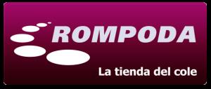logo Rompoda boton FEFColl tienda